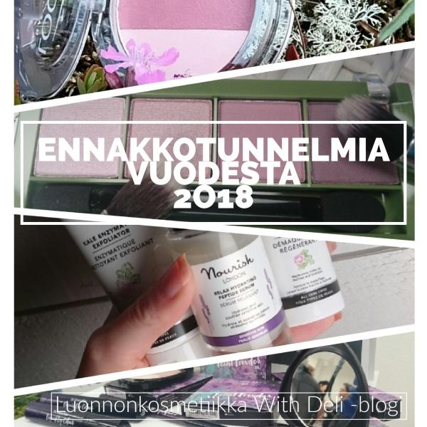 Luonnonkosmetiikka With Deli